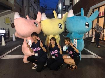 松山まつりwithフジカンパニーズ 8/9(金)