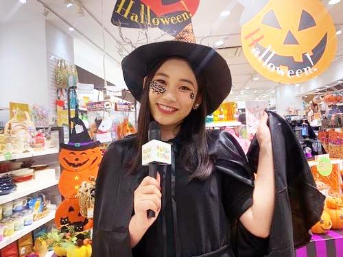 ハロウィンはエミフルで♡告知Ver<br>応募は10/14(月)まで!!