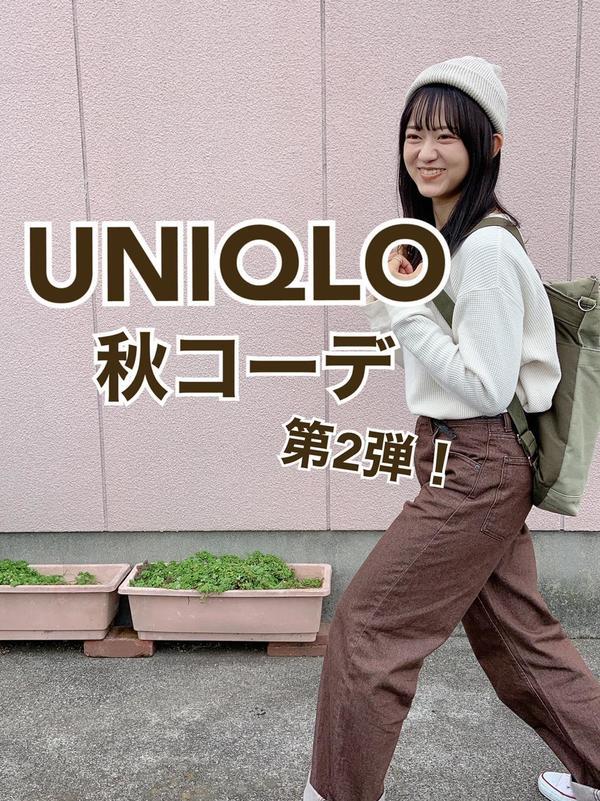 ひとめぼれ、、ユニクロ購入品♪第2弾!