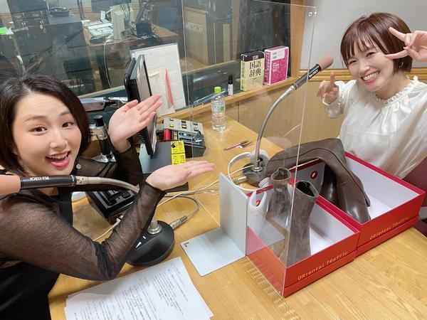 10/16(土)♡エミフルンルンRadio♡<br>好きなディズニー映画は!?<br>ショップ情報は「うなぎ小椋」