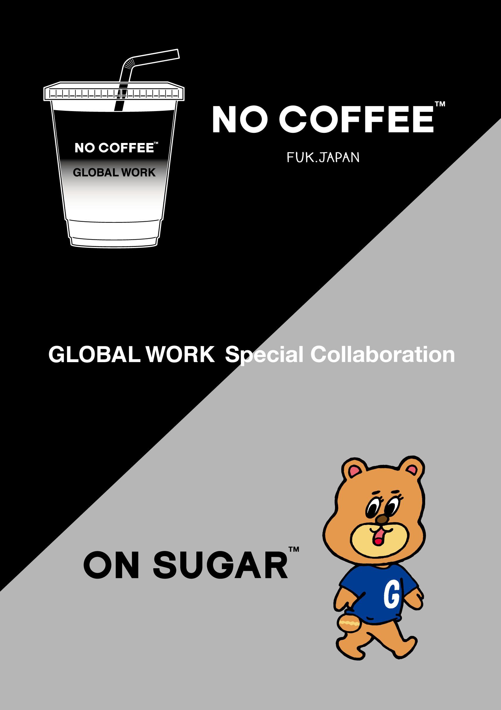 NO COFFEEコラボスタート!