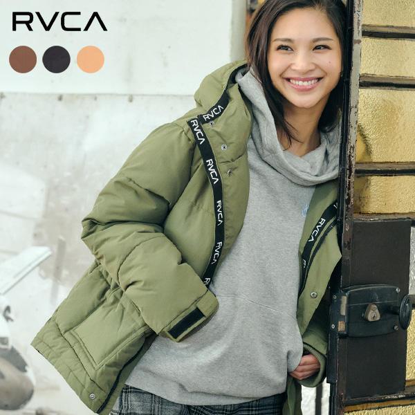 RVCA 中綿ジャケット