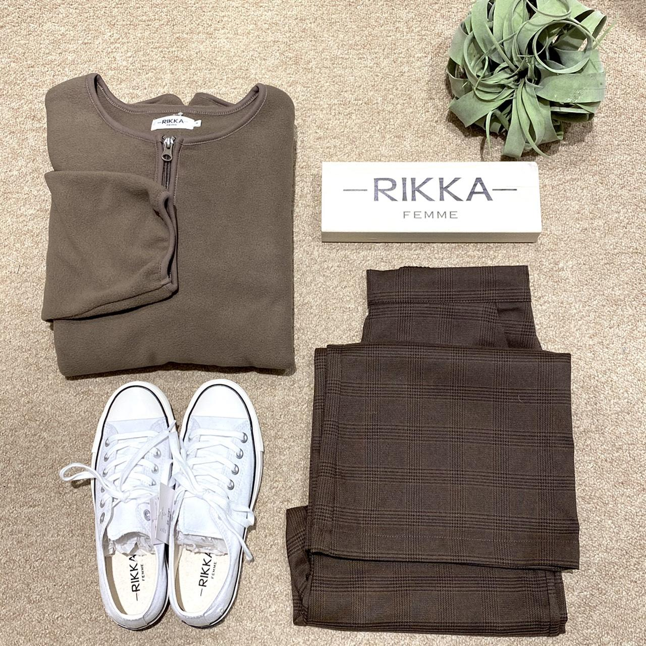 【レディース】RIKKAでトータルコーデ♡