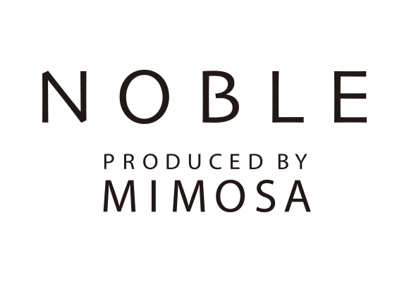 NOBLE PRODUCED BY MIMOSA