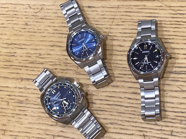 良い時計【SEIKO ASTRON / BRIGHTZ】入荷しました。